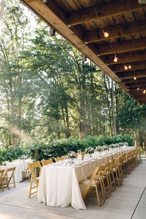 Blush Pink Oregon Wine Country Wedding
