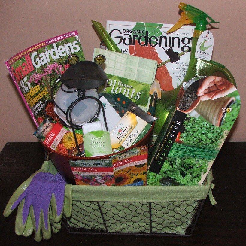 Gardening Basket Approx Value 130 Food Festival Garden