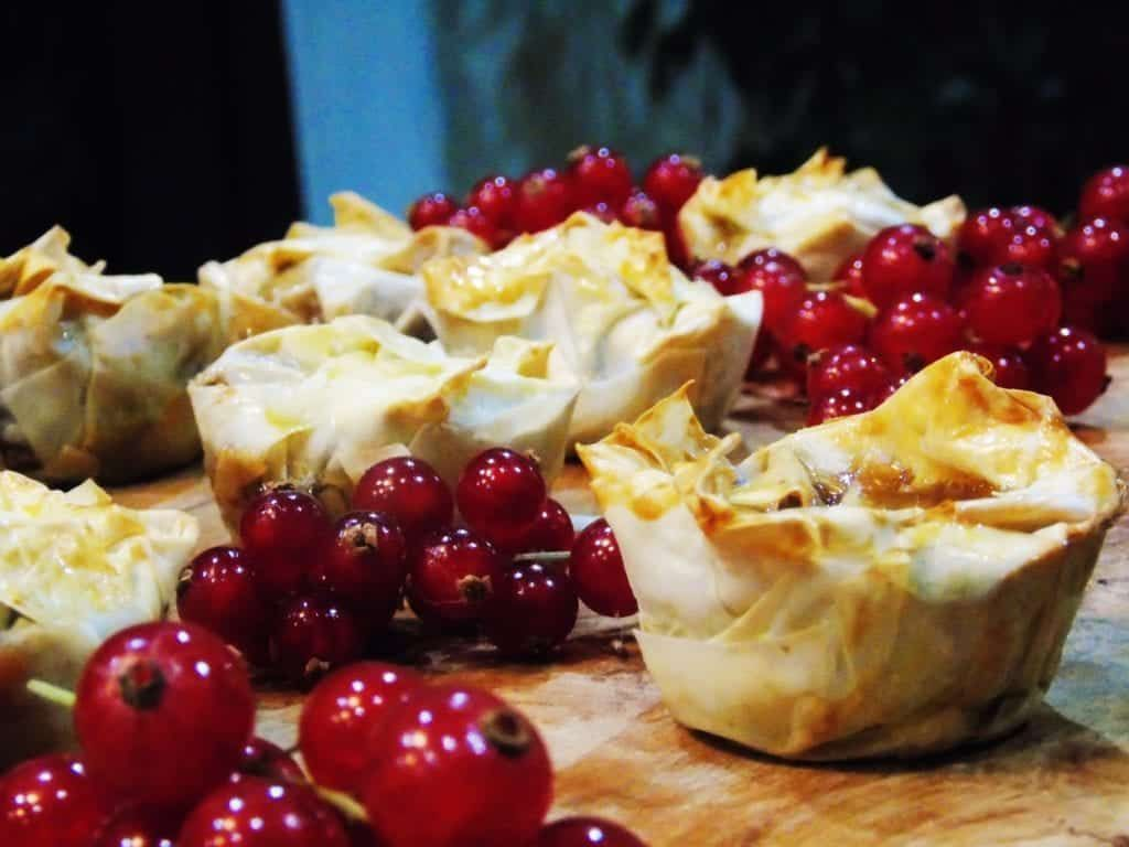 Low Syn Filo Pastry Mince Pies - | Filo pastry mince pies ...