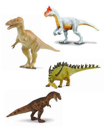 collecta lexovisaurus dinosaur figurine set