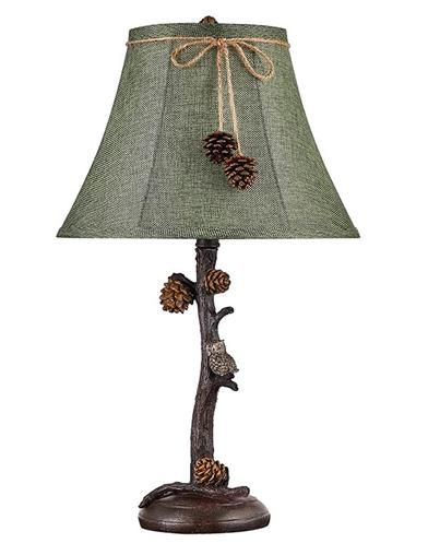 Photo of Lone Pine Table Lamp