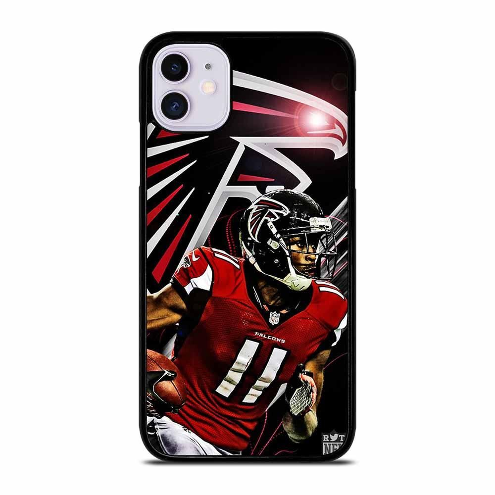 Atlanta Falcons Julio Jones Iphone 11 Case In 2020 Iphone 11 Iphone 11 Pro Case Hard Cover Phone Cases