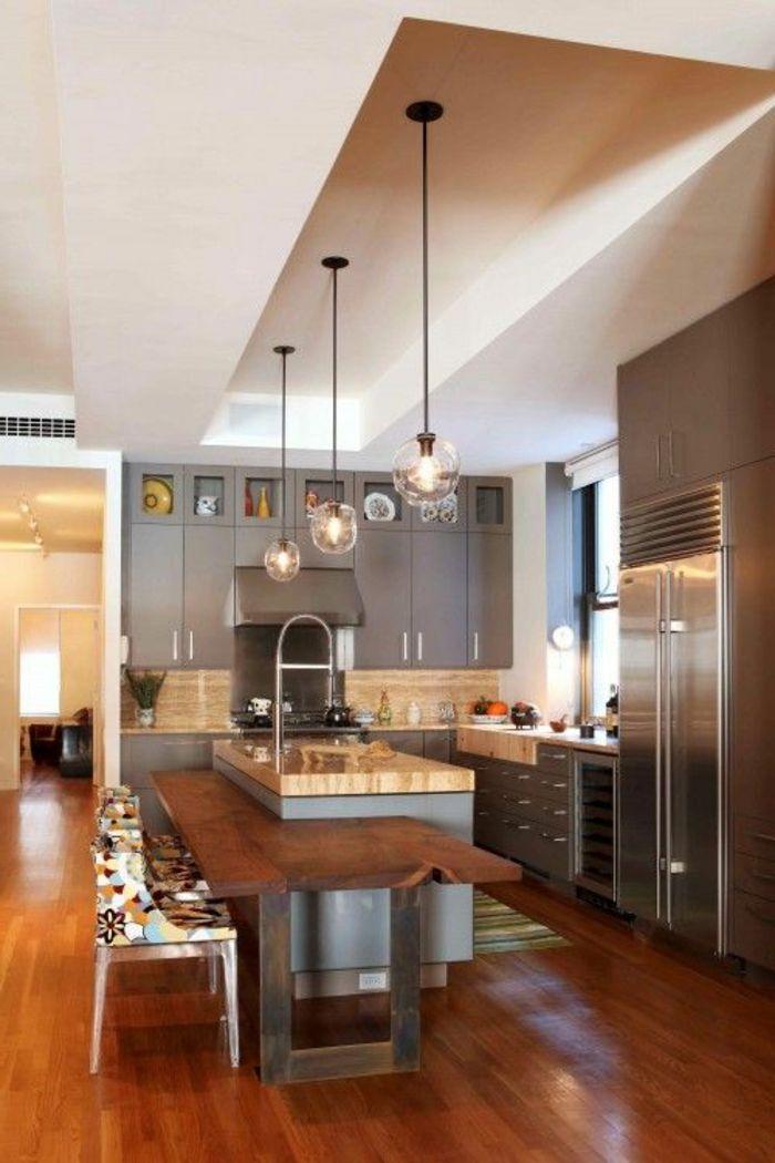 La cuisine grise plut t oui ou plut t non les cuisines for Oui non minimaliste