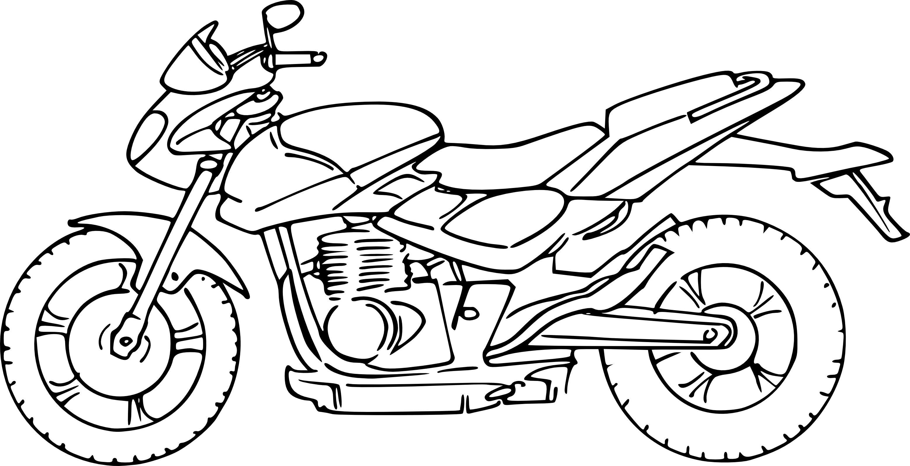 moto dessin a imprimer | Pics Photos - Images Coloriage Moto Course Coloriages Sport Imprimer