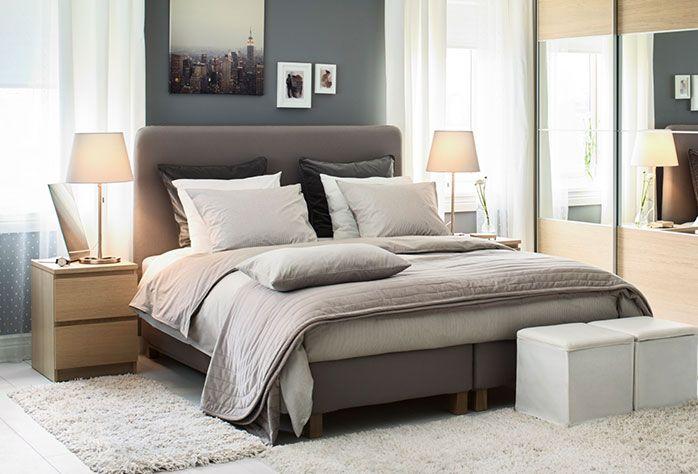 Boxspringbetten günstig online kaufen - IKEA Betten Pinterest