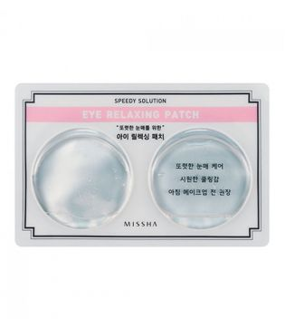 Missha - Parches Speedy Solution - Contorno de Ojos