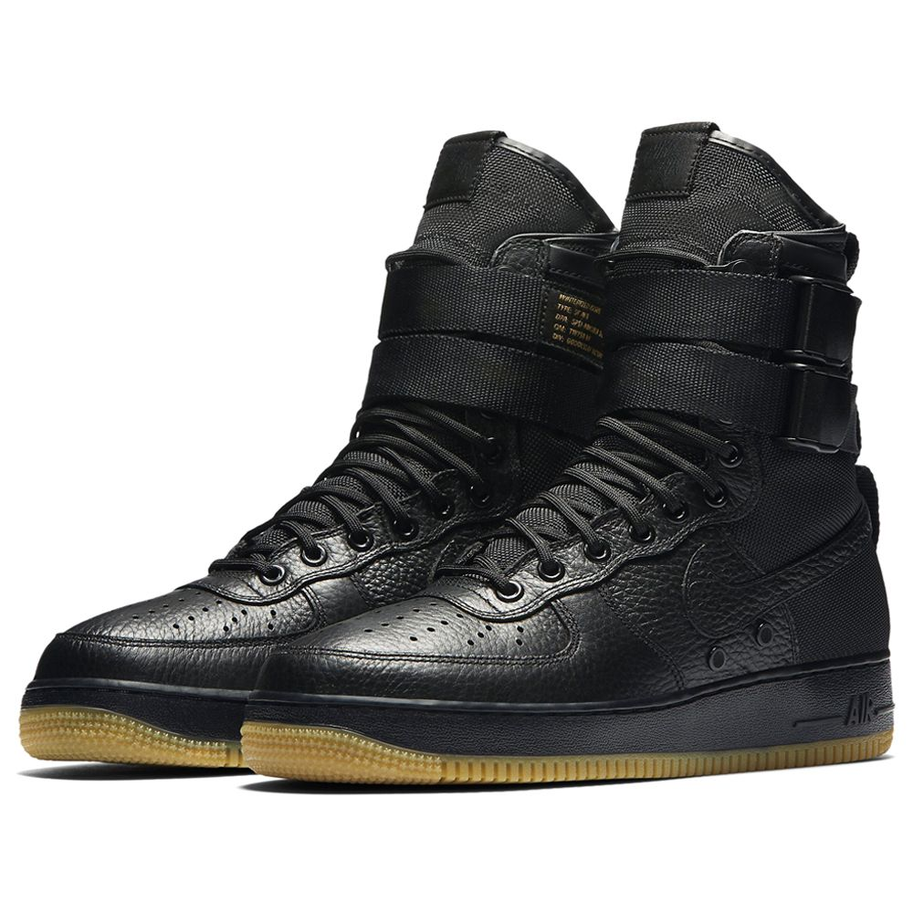 647c7e25bd0 Nike SF AF1 (864024-001) Special Field Air Force 1 Black Gum Pre Order and  Release on 6 Jan  solecollector  dailysole  kicksonfire  nicekicks   kicksoftoday ...