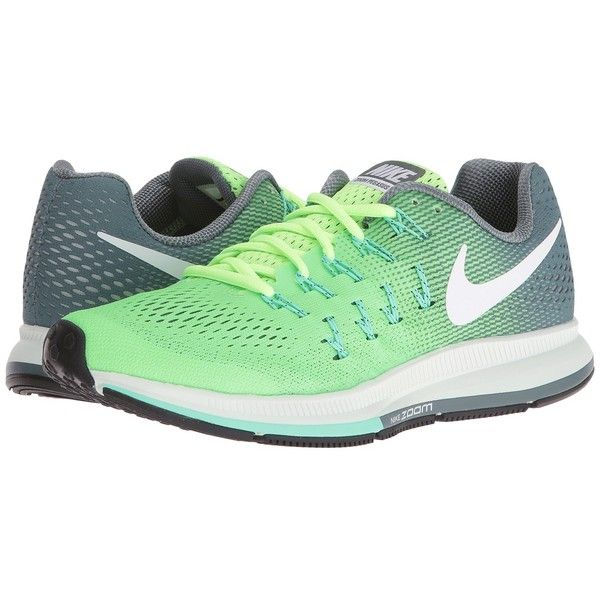 innovative design 27111 73a5d Nike Air Zoom Pegasus 33 (Ghost Green Hasta Green Glow White)