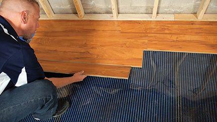 Wood Flooring Q As Electric Radiant Heat Oil Finish Maintenance Ohsa Fines