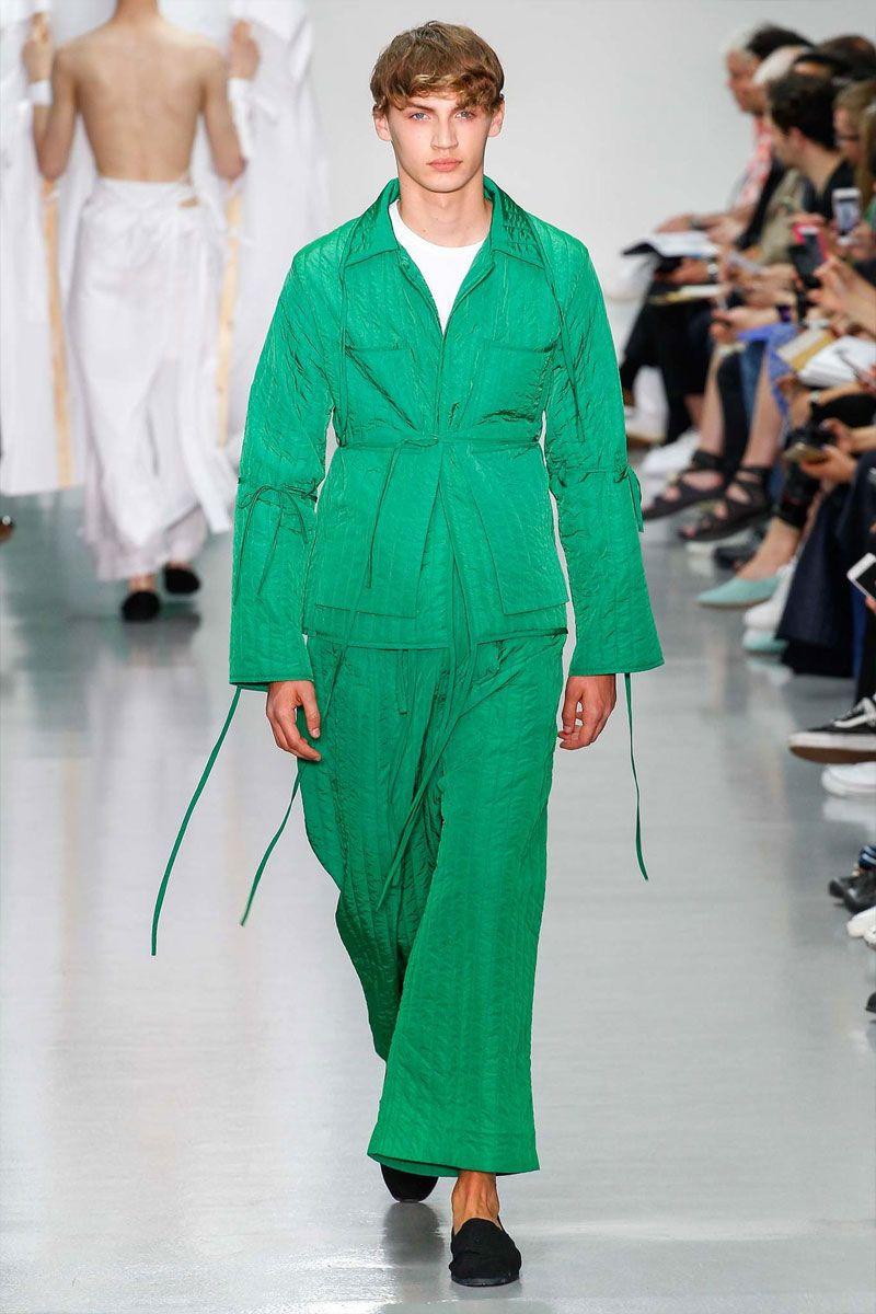 Craig Green Spring Summer 2016 Primavera Verano #Menswear  #Trends  #Tendencias #Moda Hombre  -  F.Y!