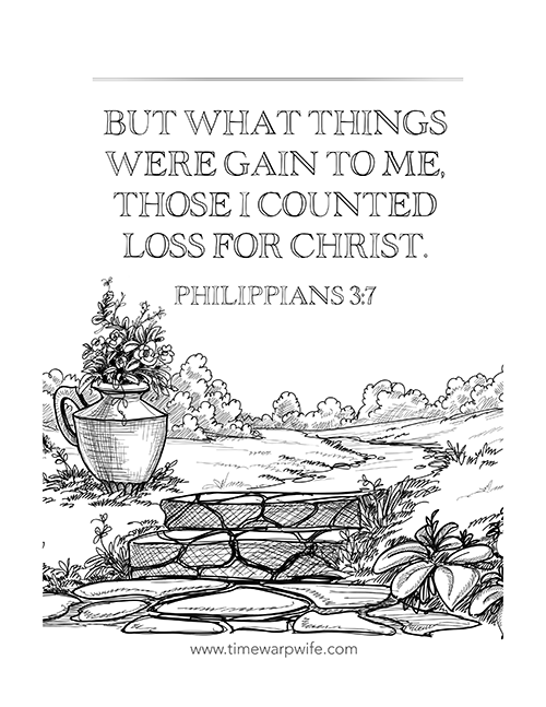 Philippians Bible Study – Week 3