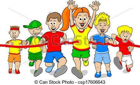 Dessin sports enfants course a pied recherche google images cole pinterest - Dessin de course a pied ...