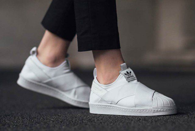 adidas superstar slip on 6 1 640x428.jpg (640×428) Tenis  Tenis