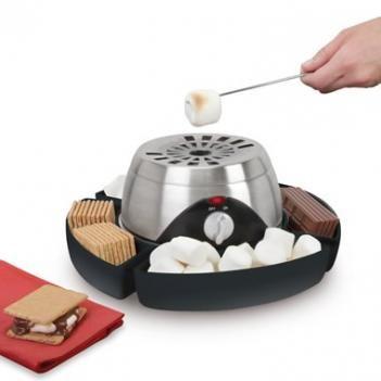 Indoor Flameless Marshmallow Toaster   $59.99