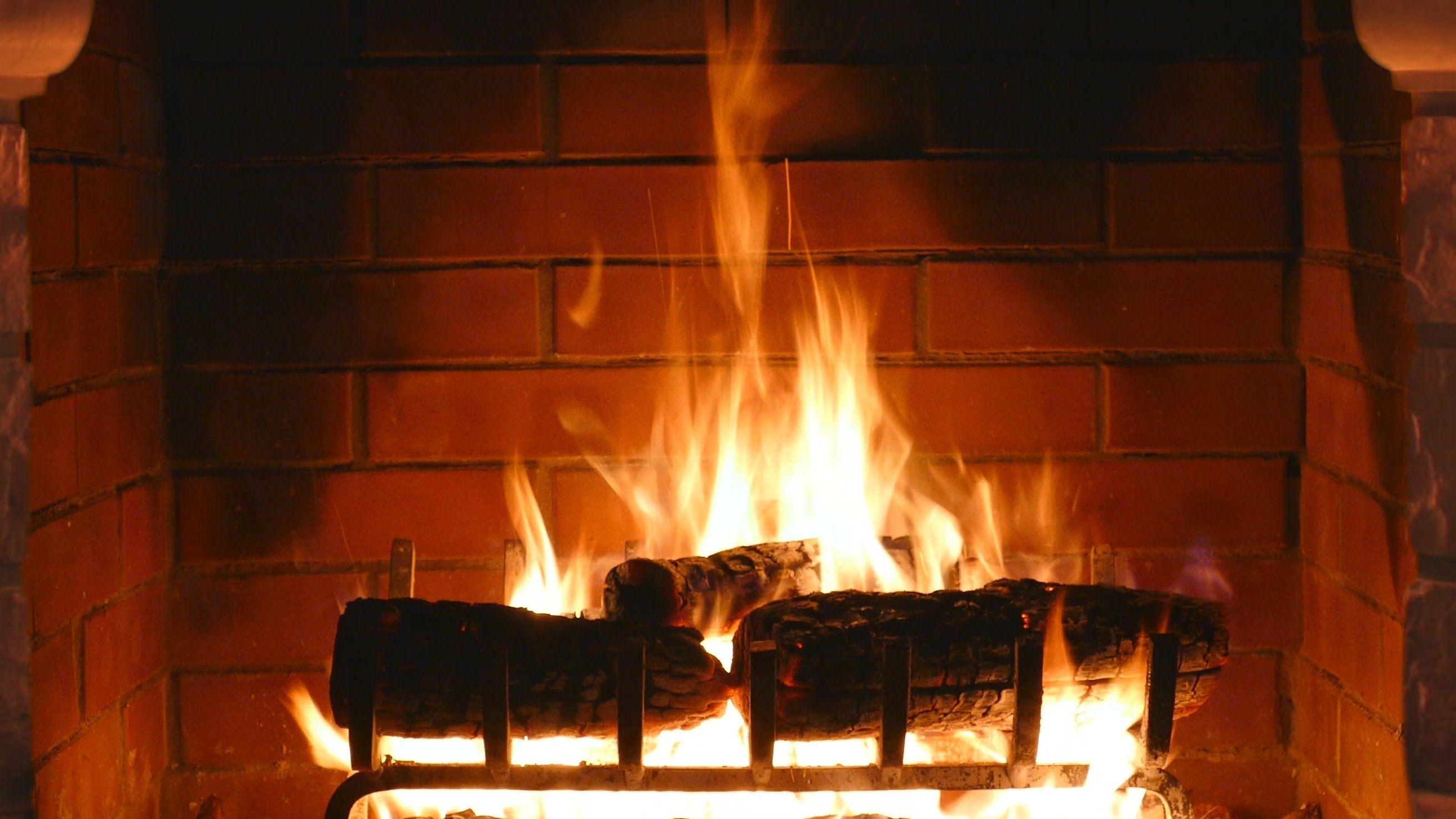 Fireplace Screensaver Virtual Fireplace For Tv In Full Hd 8 Hours Fireplace Screensaver Fireplace Virtual Fireplace