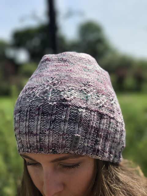 Ravelry: In The Park HAT pattern by Barbara Nalewko | Knitting ...