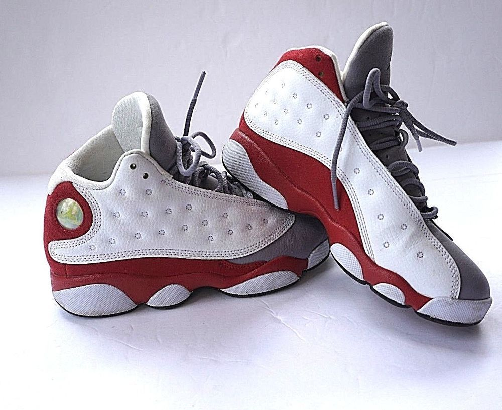 1c9f4e6aa568a2 Air Jordan 13 XIII Retro BG Size 3 Youth GS Grey Toe These were free and  sold for  38+ 7.25 shipping