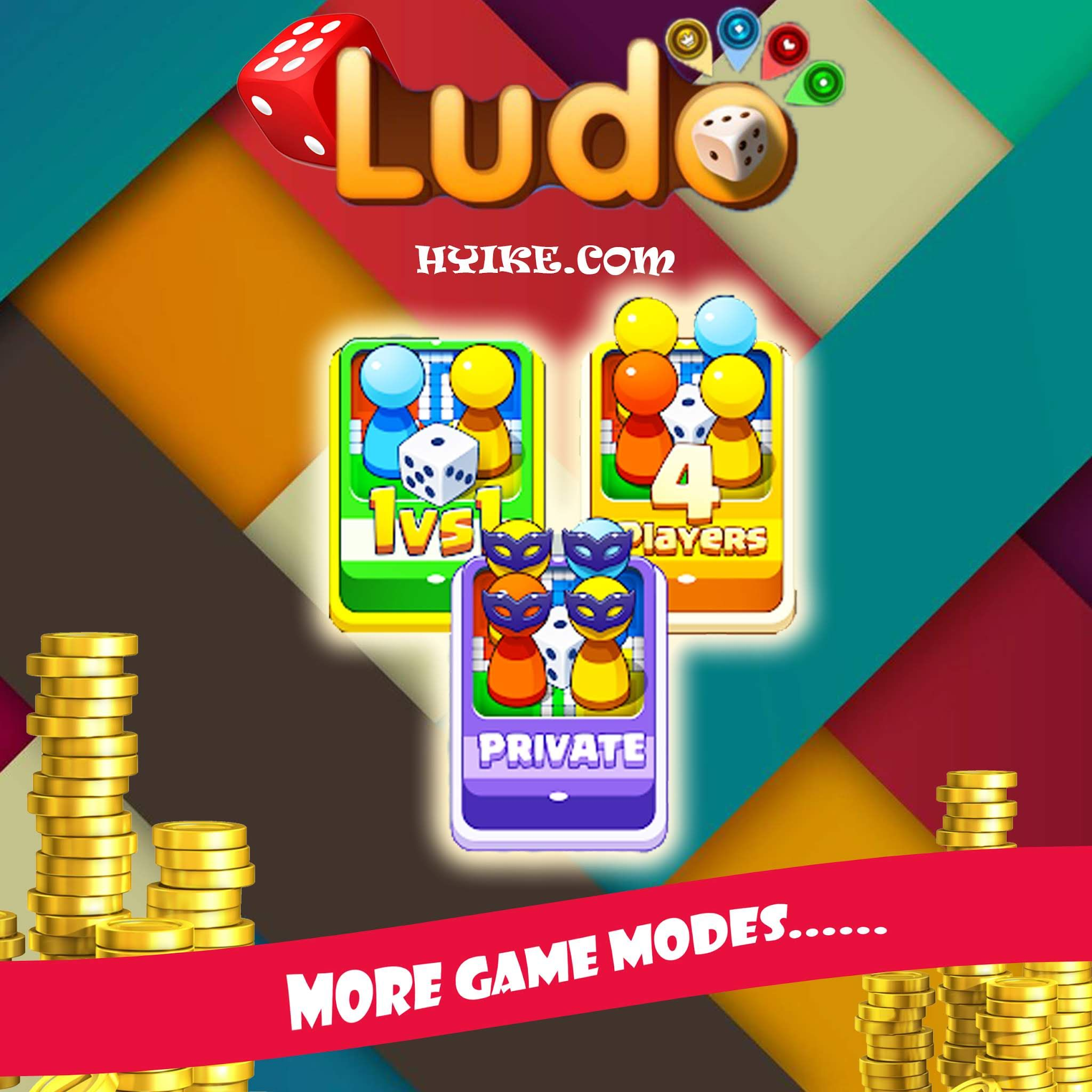Play More, Win More & Be a Skill Leader. ludo hyikeludo
