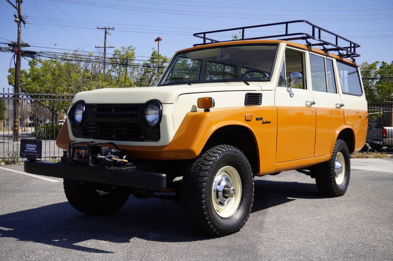 1970 Toyota Land Cruiser Fj55 For Sale 1736008 Toyota Land Cruiser Land Cruiser Toyota