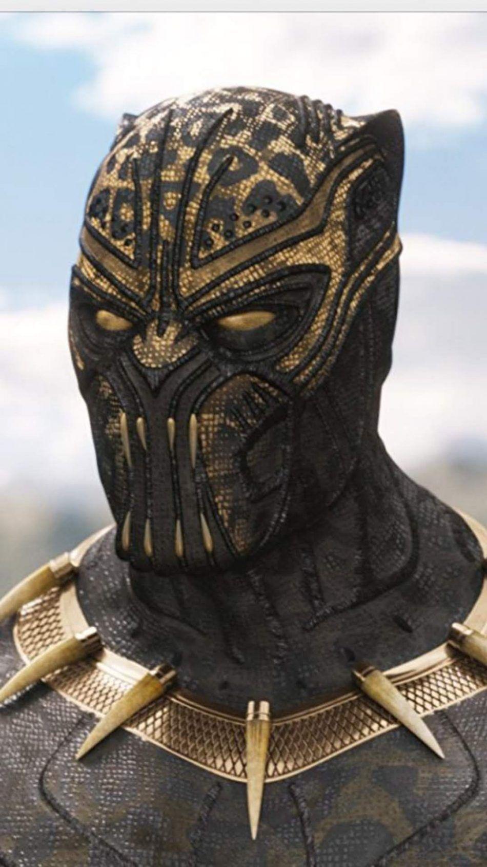 Black Panther iPhone Wallpaper Download Black panther
