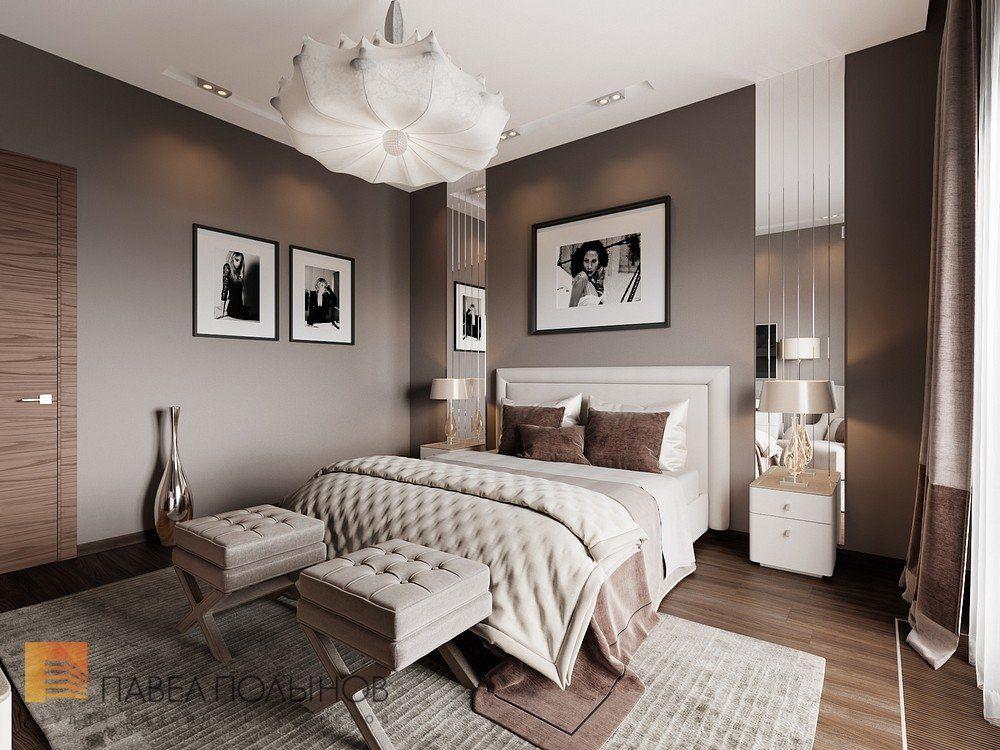 Фото дизайн спальни из проекта «Дизайн интерьера