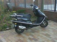Gumtree Vuka Scuta Xs125 Scooters Motorbikes Used