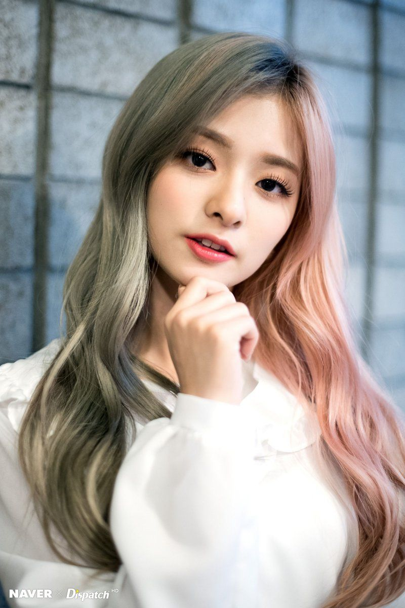 Fromis 9 Lee Nagyung Pepero Day Event By Naver X Dispatch In 2020 Kpop Girls Beauty Asian Beauty