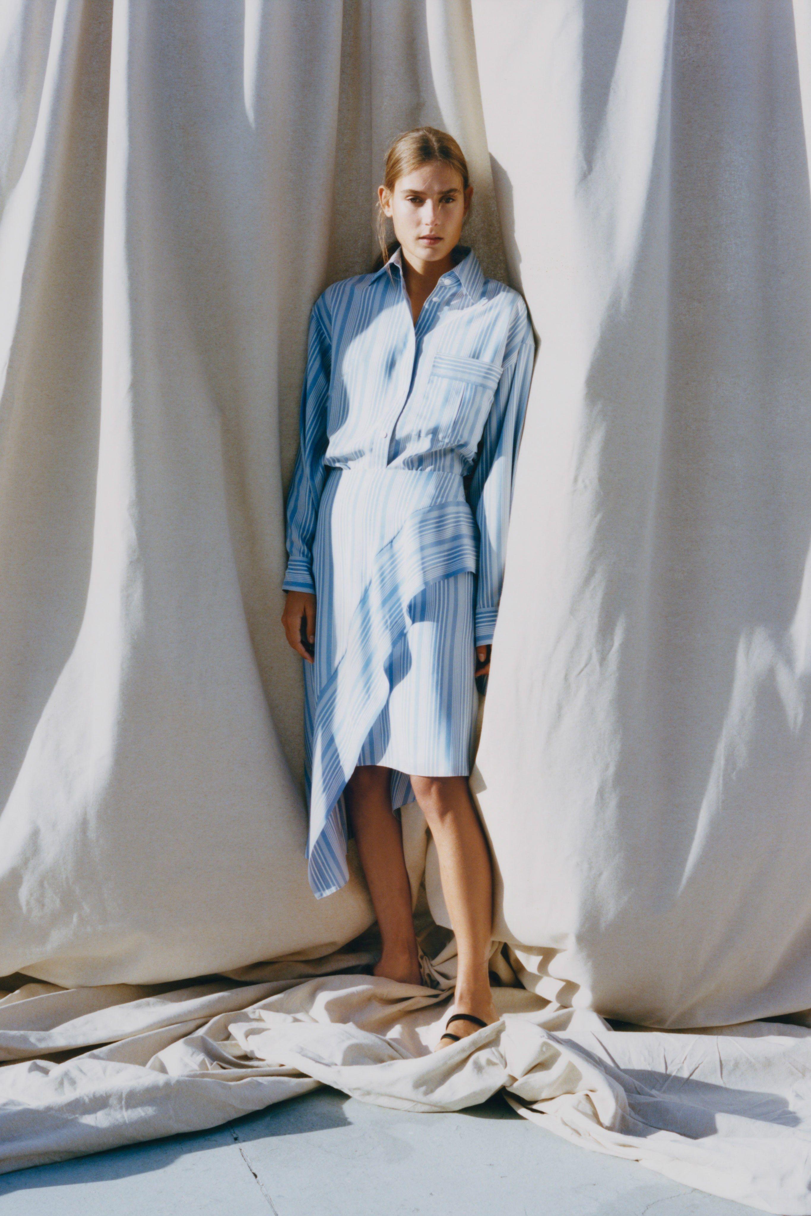 86ed7ad70ea90 Nina Ricci Spring 2019 Ready-to-Wear Fashion Show in 2019 | Simple ...
