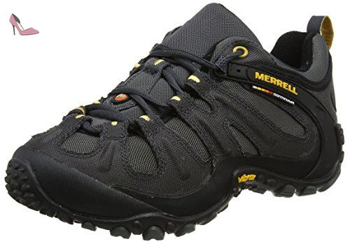 Merrell Chameleon Wrap Slam Bottes De Randonnee Homme Gris Granite Lead 41 Eu 7 Uk Chaussures Merrel Calzado Deportivo Zapatos De Trabajo Zapatos