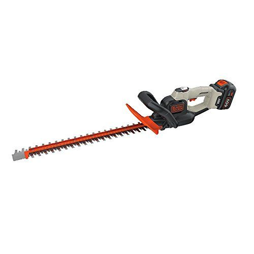 Power Hedge Trimmers Blackdecker Lht360cff 60v Max Powercut 24 Cordless Hedge Trimmer For More Information Visit Black Decker Hedge Trimmers Powercut