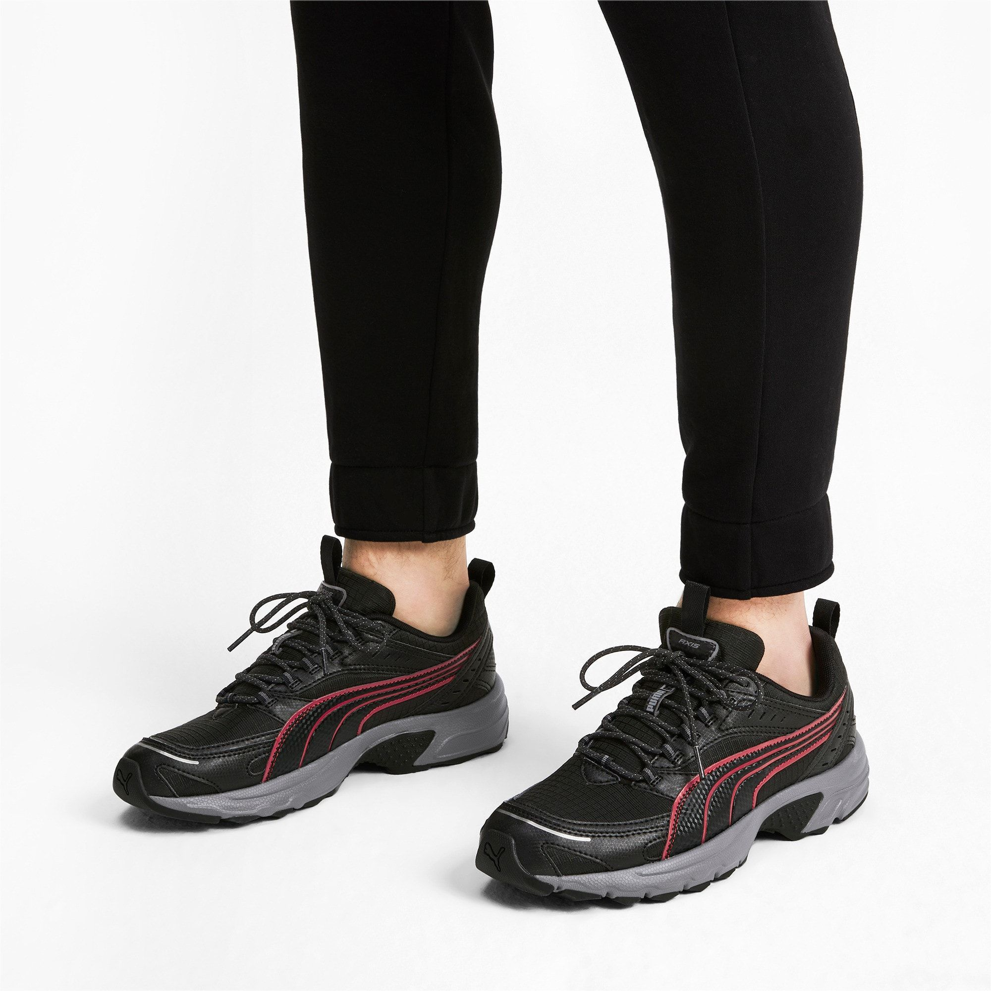 Axis Training Trainers | Black-High