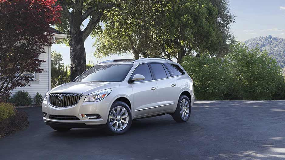 Exterior Overview A Mid Size Luxury Suv That S Spacious On The