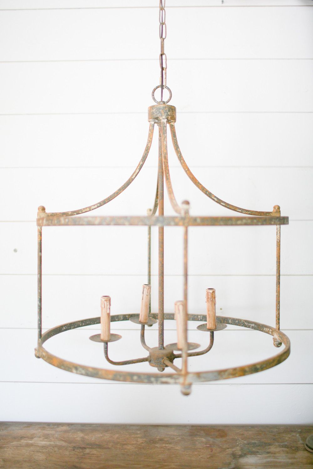 Wrought Iron Pendant Lights Kitchen Pintervention A Bathroom Redo Success Story Magnolia Market