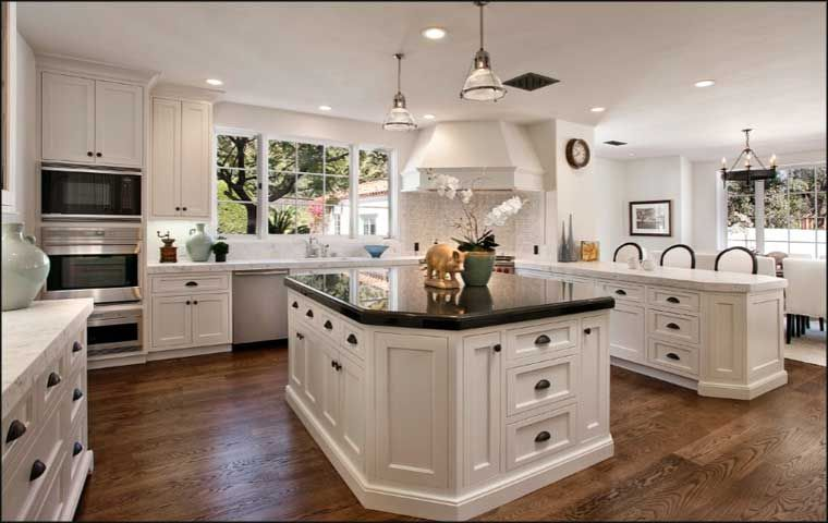 Our Free Kitchen Design Software Is So Easy To Use That Even With Zero Training You Ll Be Able To Quickly Design Your New Kitchen White Kitchen Design Antique White Kitchen Beautiful