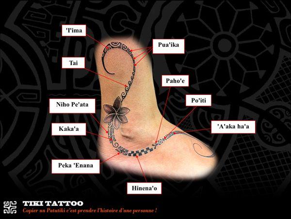Top avis-tatouage-polynésien-femme-cheville.jpg (600×452) | Tatoos  XT87