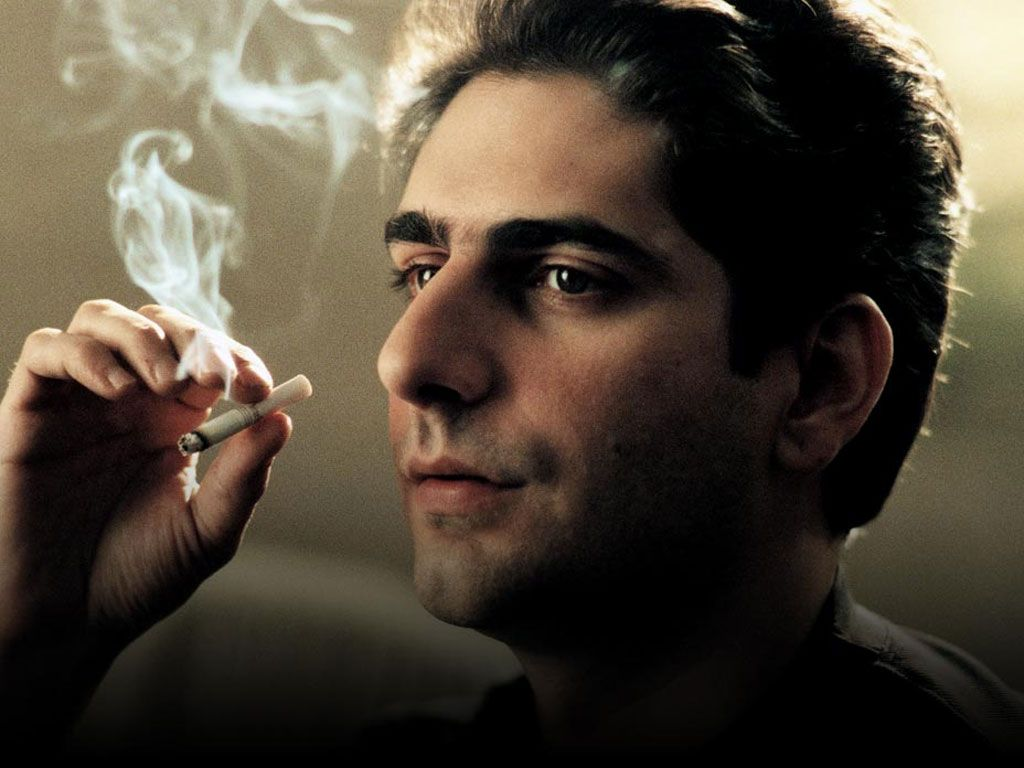 Michael Imperioli as Christopher Moltisanti in The Sopranos. My favorite character.