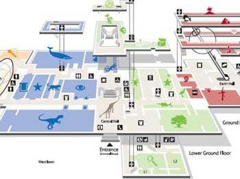 london museum floor map google - Floor Map Design