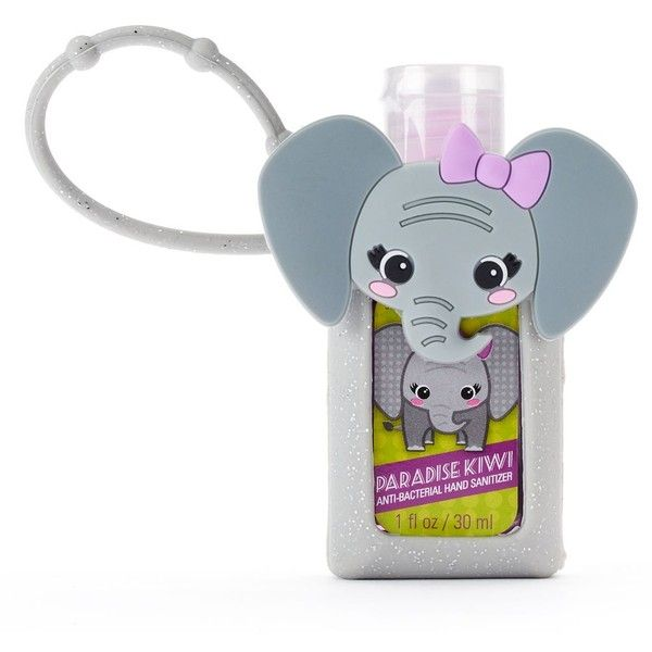Simple Pleasures Elephant Paradise Kiwi Antibacterial Hand