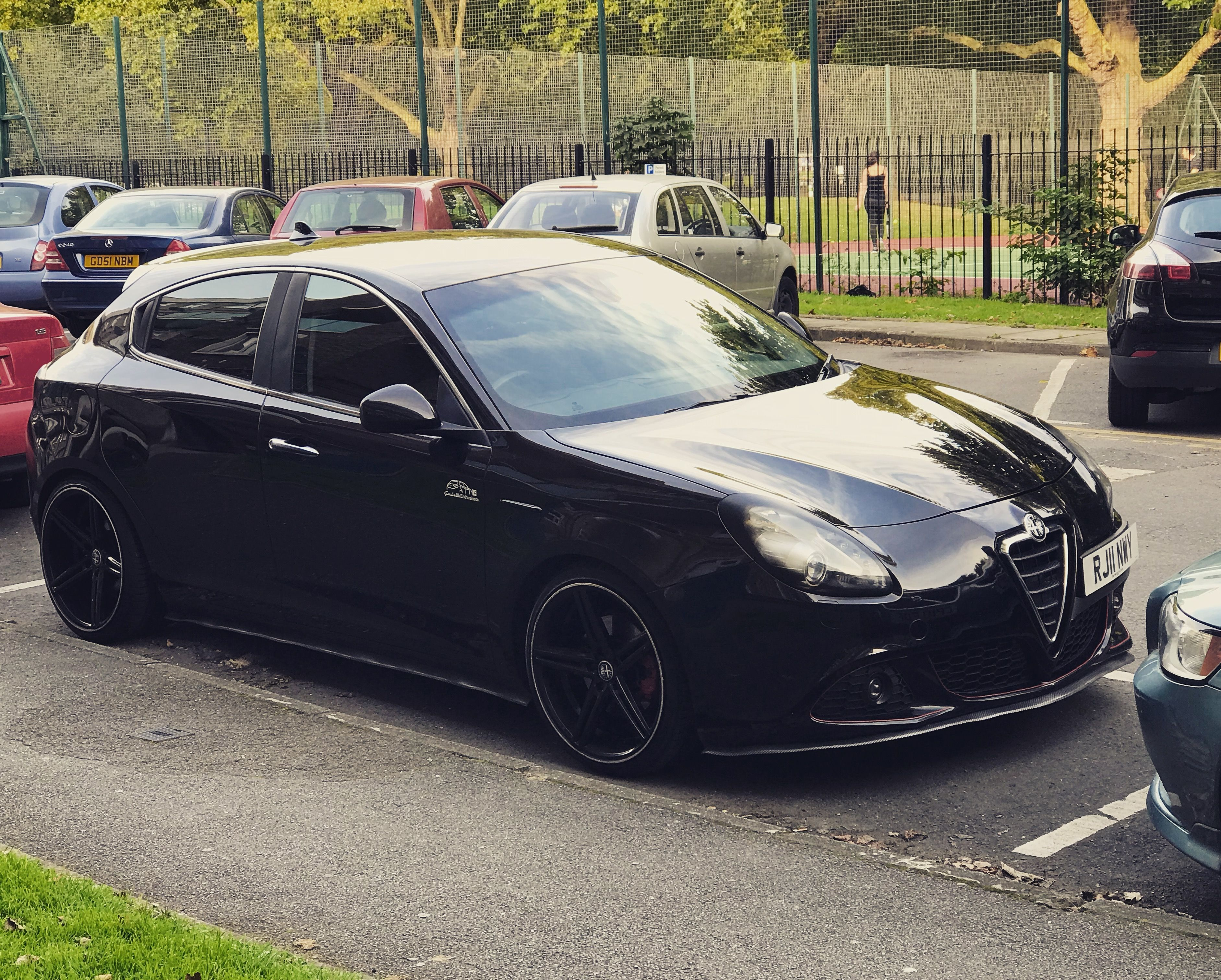 Image Par Denis Hajdini Sur Alfa Romeo