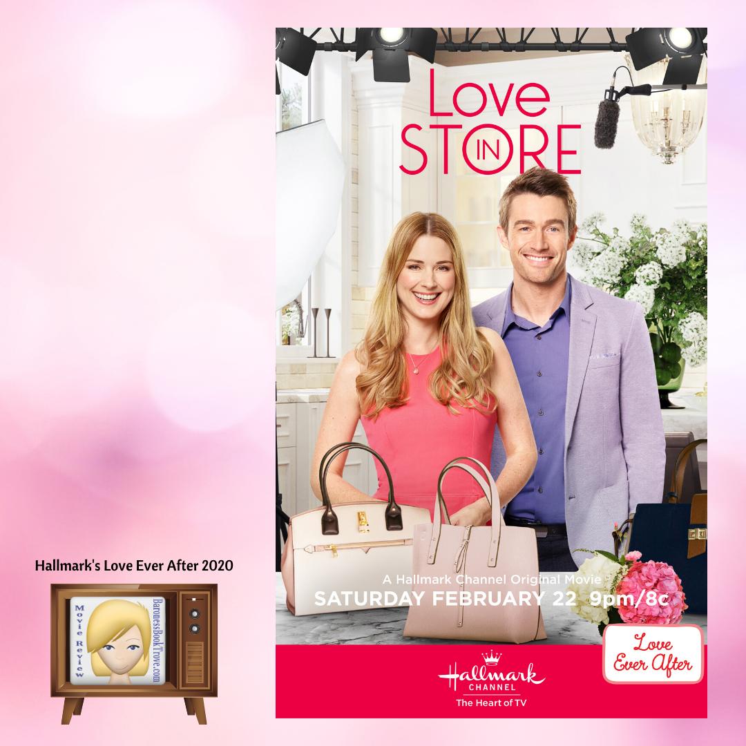Love In Store Baroness Book Trove Hallmark Movies Christmas Movies On Tv Hallmark Channel