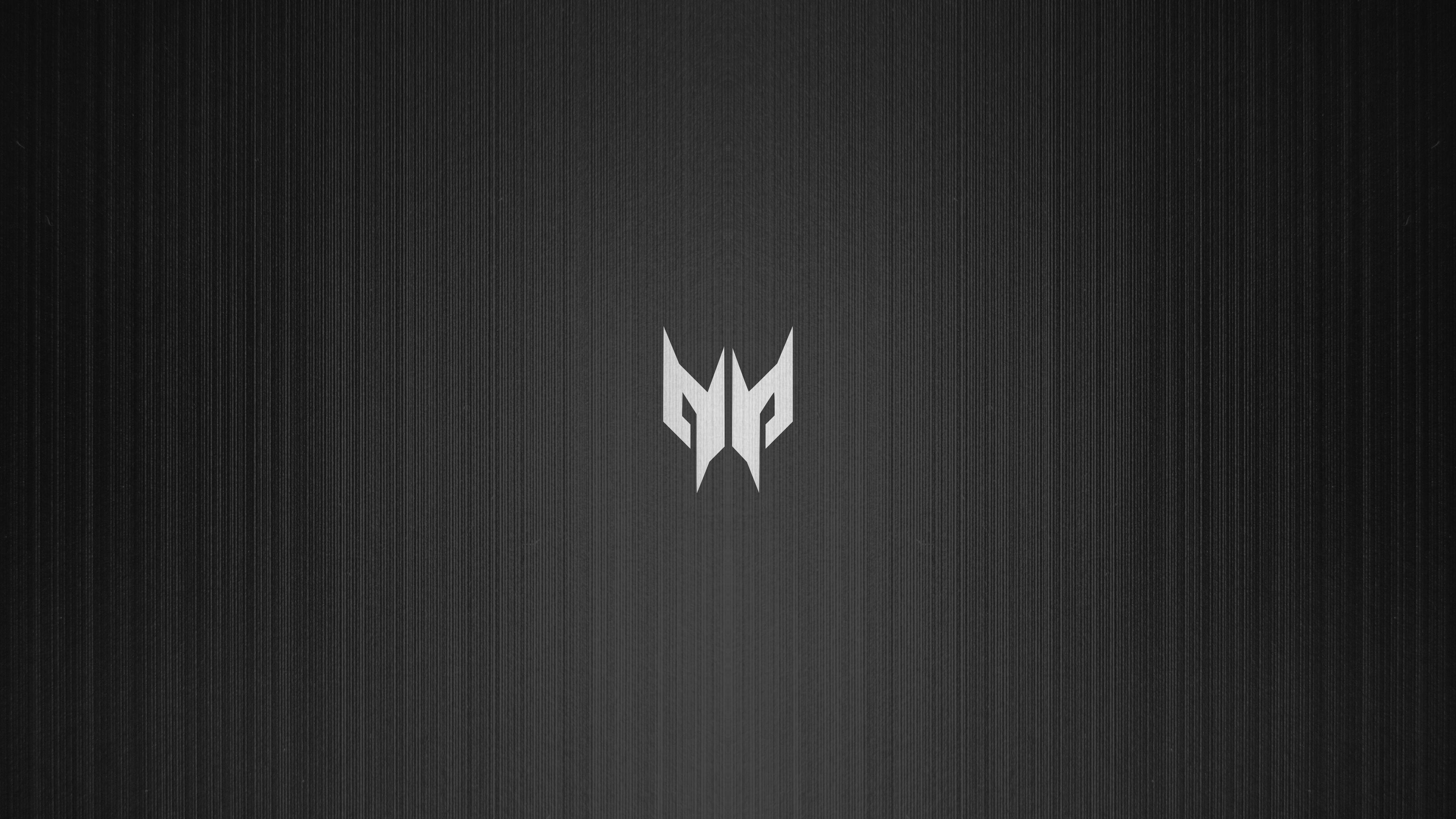 Acer Predator Silver Logo 4k 17082 Silver Logo 4k Wallpapers For Pc Predator