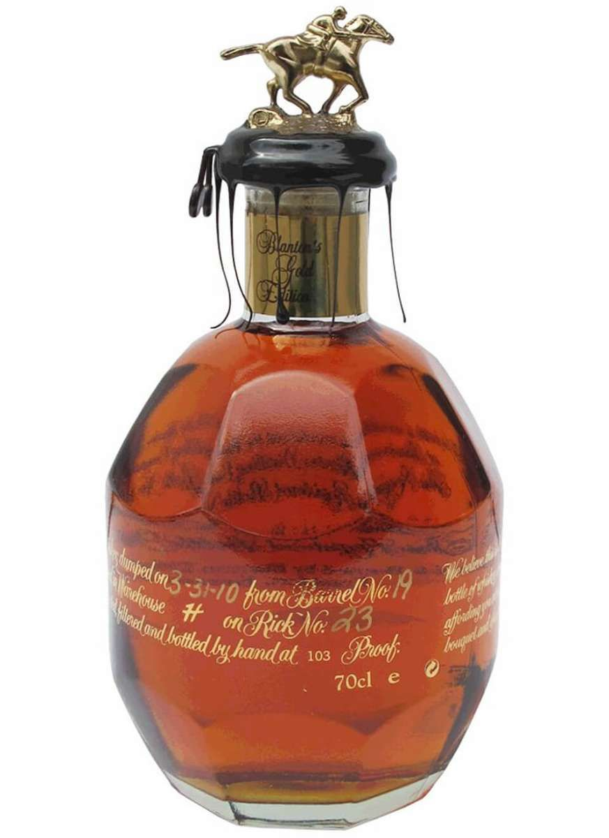 Blanton S Gold Edition Whiskey 7 L Bourbon Whiskey Whisky Bourbon