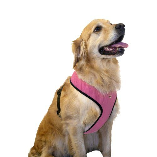 Dog Body Harness Pink Xlarge Click Image For More Details