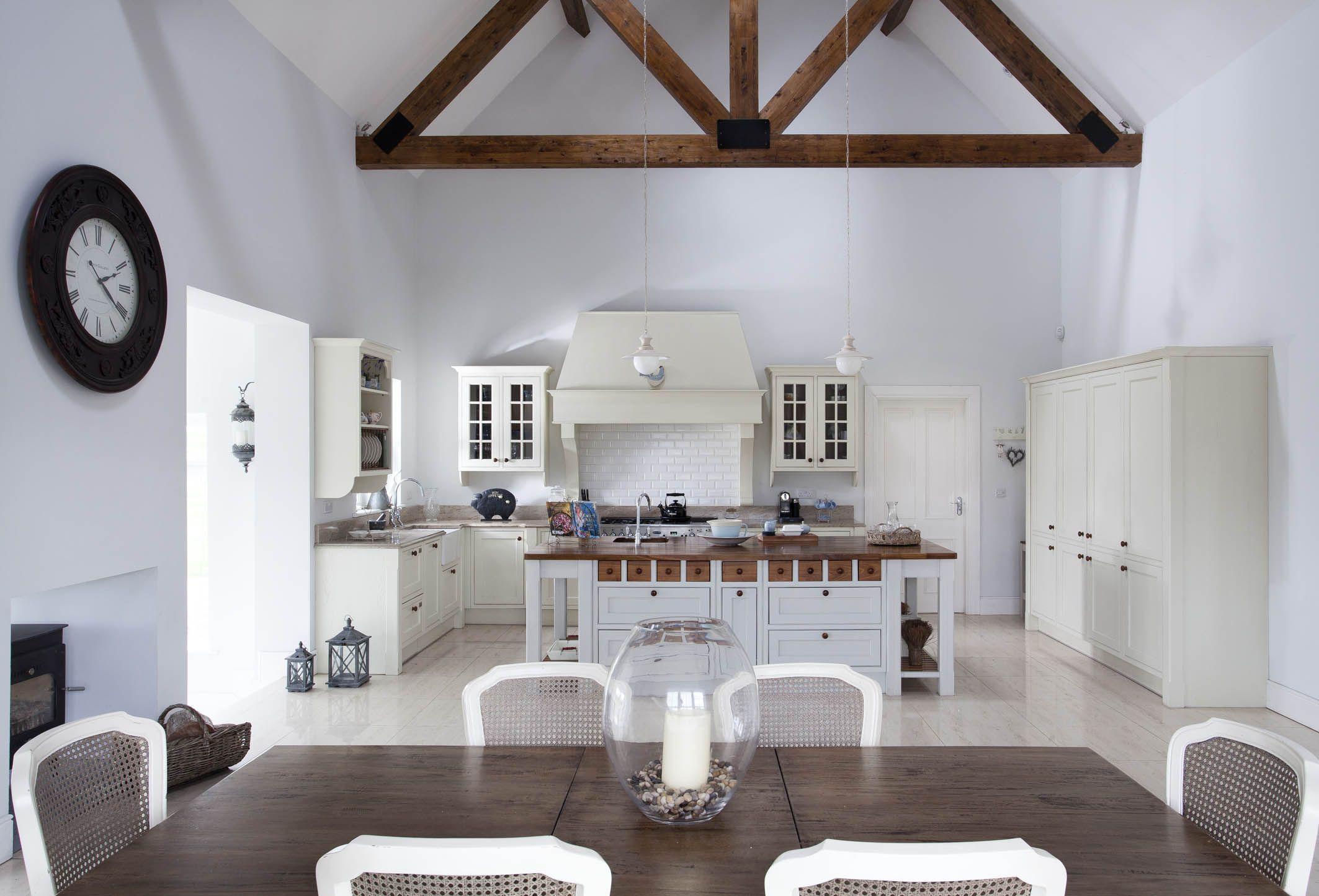 Best White Pavilion Grey Kitchen Inframe Kitchen Kitchen 400 x 300