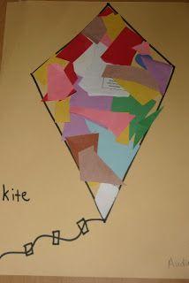 letter k kites