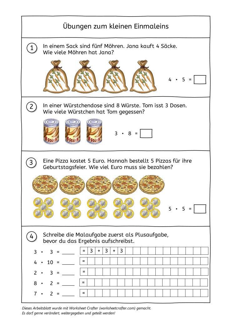 Worksheet Crafter | Mathe | Pinterest | Arbeitsblätter, Mathe und ...