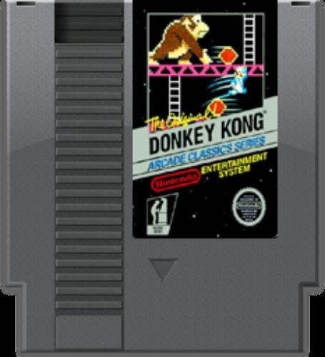 Donkey Kong [5 Screw] Donkey kong, Nintendo games