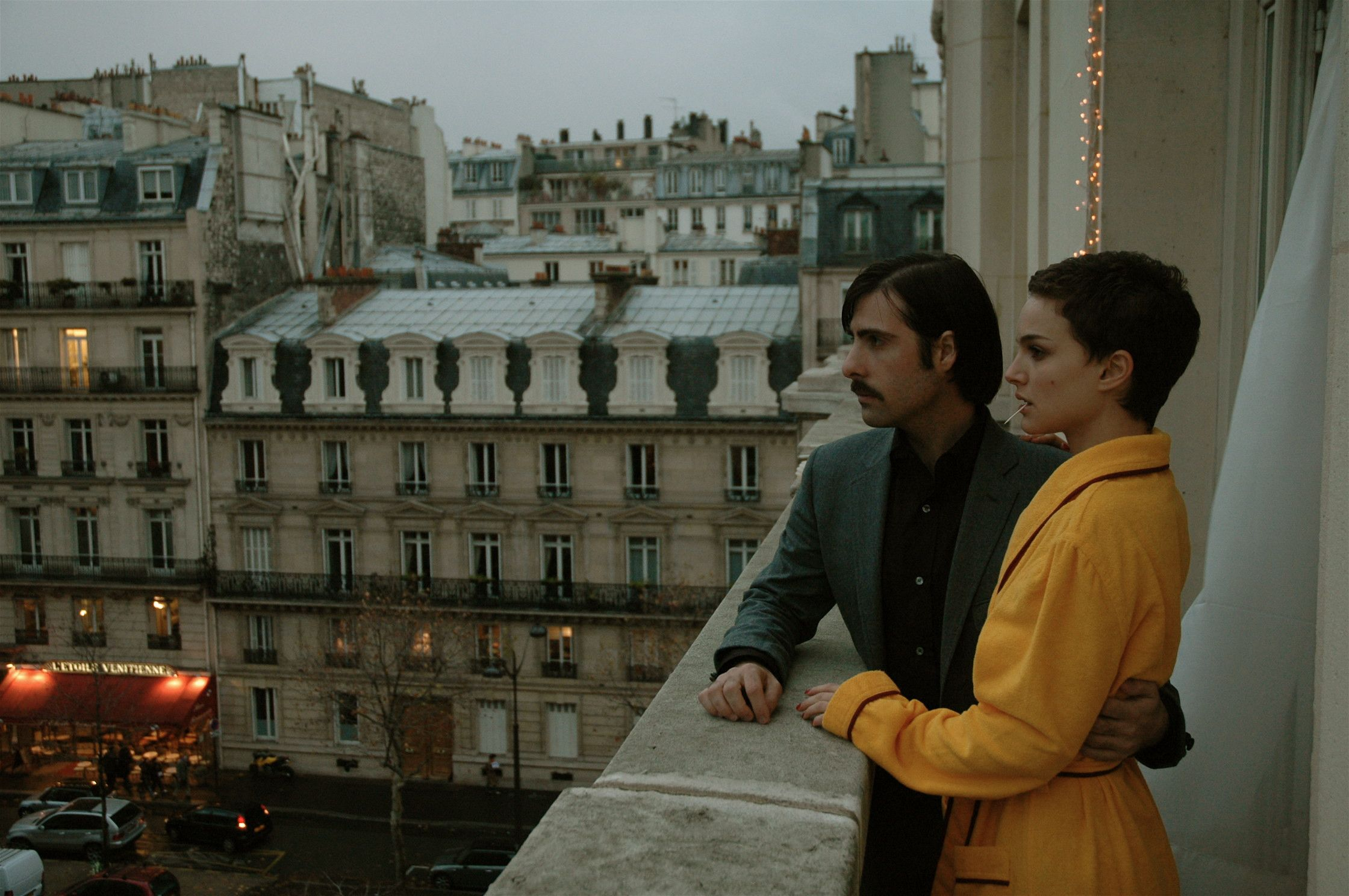 Hotel Chevalier (2007) #films #movies #ShortFilm #00s #