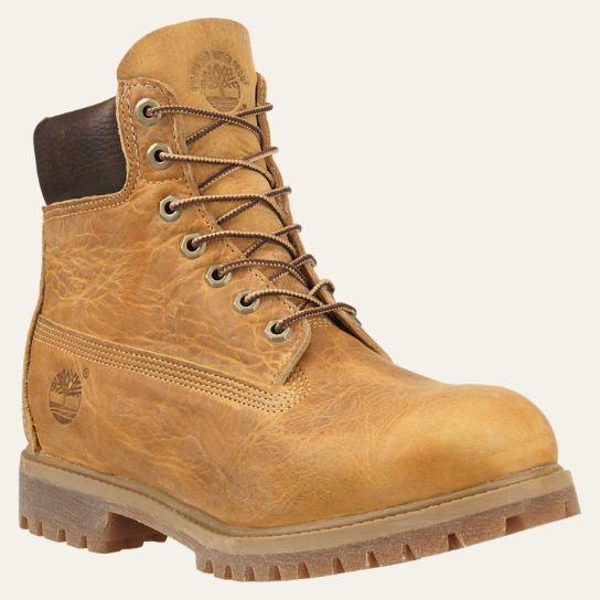 Timberland | Men's Heritage 6-Inch Premium Waterproof Boots ---- The burnt