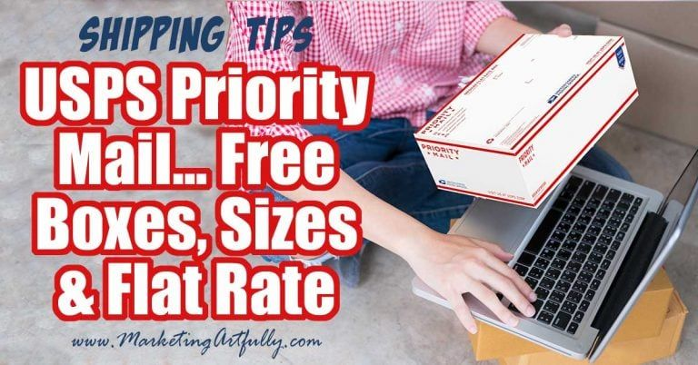 Usps Priority Mail Free Boxes Sizes And Flat Rate Free Boxes